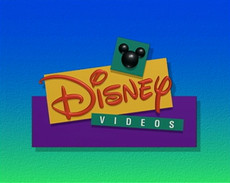 Disney Videos1995