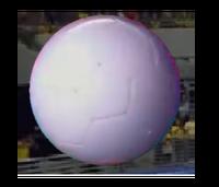Bola de Logotipo da Rede Globo no Futebol na Globo 2014