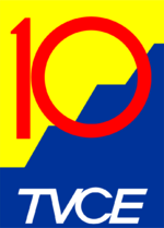 Canal 10 SV 1990