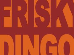Frisky dingo logo