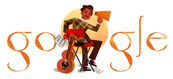 Google P. Ramlee's 88th Birthday