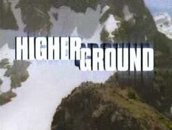 Higher ground alt