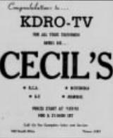 KDRO 1954