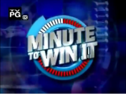 Minute to Win It Main Title GSN Alt