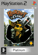 Ratchet & Clank (Platinum)