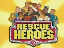 Rescue heroes tv series