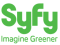 Syfy logo for green is universal