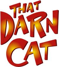 That Darn Cat logo