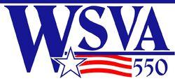 WSVA AM 550