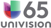 WUVP-DT 65 Univision Logo