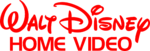 Walt Disney Home Video 1980 Print Logo (Color)