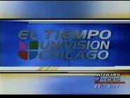 Wgbo el tiempo univision chicago package 2001