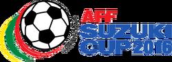 AFF Suzuki Cup 2016 Logo