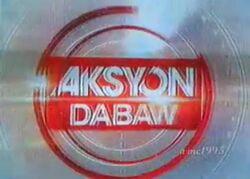 AksyonDabaw 2013