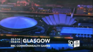 BBC Two Wales Commonwealth Games ident