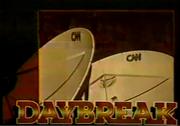 CNN Daybreak 1983