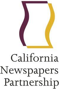 California Newspapers Partnership logo
