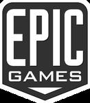Epic Games logo former