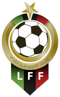 Libyan Football Federation Logo