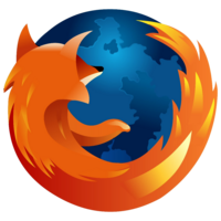 Mozilla Firefox 2004 Logo