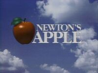 Newton's Apple (1983-99) (title card)