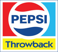 Pepsi Throwback Logo