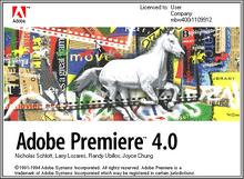 Premiere 4.0