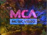 MCA Music Video