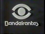 Rede Bandeirantes Logo (1981)