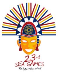 SEA Games 2005 Logo