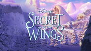 Secret of the Wings Title Card