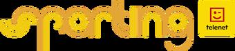 Sporting Telenet logo 2011