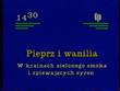 TVP1 1991 schedule ident