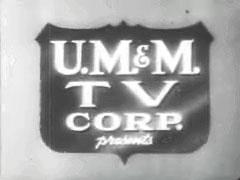 U.M.&M. TV Corporation
