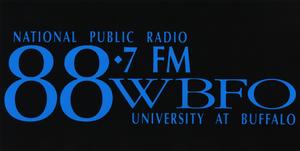 WBFO - FM 88 - 1990s