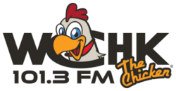 WCHK-FM Chicken 101.3