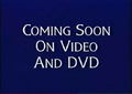 Walt Disney Studios Home Entertainment Buena Vista Coming Soon On Video & DVD Logo 1998