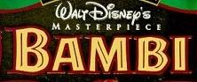 Bambi 1997 logo