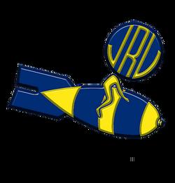 JRU Heavy Bombers logo