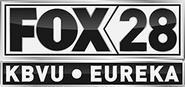 KBVU FOX 28 EUREKA Logo