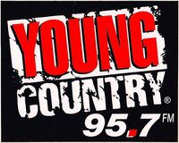 KIKK Young Country 95.7