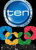 Network 10 Sochi 2014 Logo