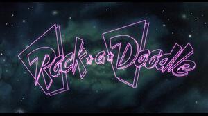 Rock-a-Doodle logo Widescreen