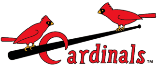St Louis Cardinals 1929-1948 logo
