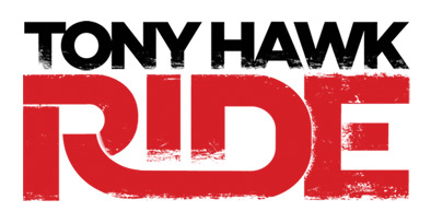 Tony Hawk Ride logo