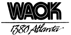 WAOK Atlanta 1988