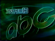 WBKO-TV ABC 1989 Something's Happening Silde ID