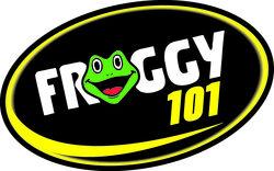 WGGY 101.3 Froggy 101