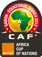 2012 Africa Cup of Nations logo
