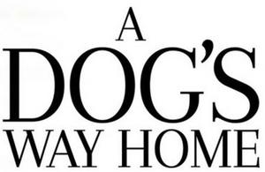 A Dog's Way Home logo
